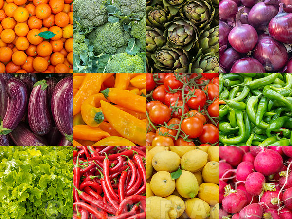 Fruit and Vegetables photos