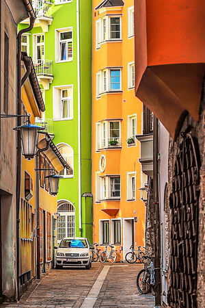 Color in Innsbruck