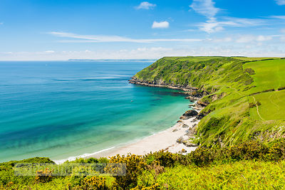 BP6419 - Lantic Bay, near Fowey