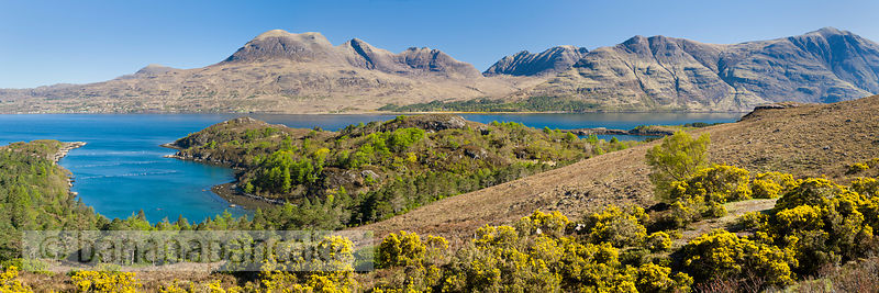 BP3142 - Upper Loch Torridon, Wester Ross, Scotland