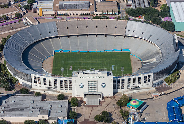 Cotton Bowl, Texas