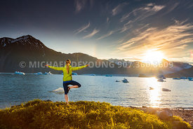 Yoga in Wilderness