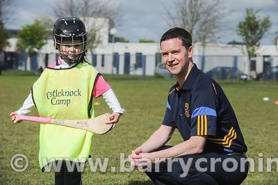 21st April, 2012. Castleknock GFC football nursery, Carpenterstown, Dublin. Pictured is  Photo:Barry Cronin/www.barrycronin.c...