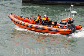 Inshore Lifeboat Miss Sally Ann (Baggy) II.