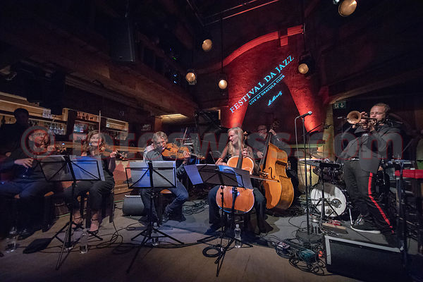 Festival da Jazz 2018 Live at Dracula Club St.Moritz