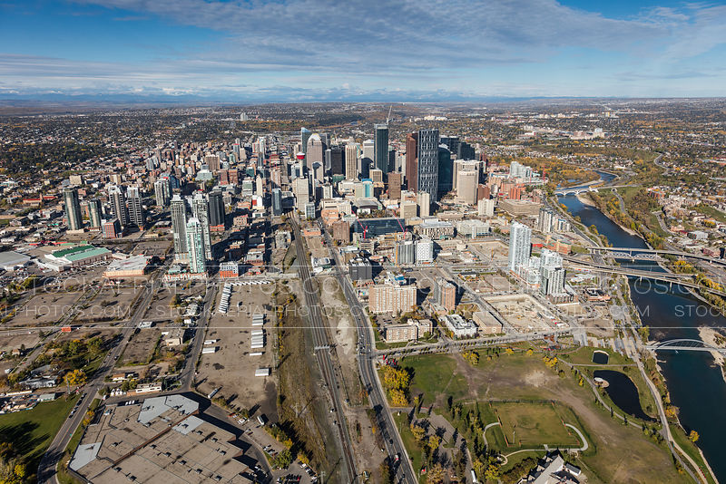 Downtown Calgary, East Village