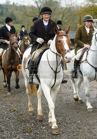 Martin Reason at the meet at Oak House