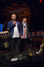 Opening Event of Festival da Jazz 2015 Live at Dracula Club St.Moritz