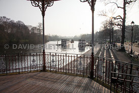 The Groves & River Dee From The Bandstand, Chester