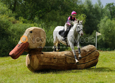 Open Section - Quorn Hunt Pony Club Tetrathlon 2017