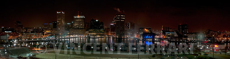 Baltimore Panorama