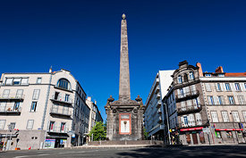The Obelisk of Clermont-Ferrand