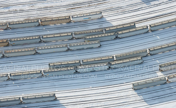 Grain Rail Cars