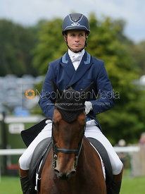 Francis Whittington and FERNHILL HIGHLIGHT - Burghley 2015