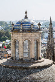 The Tower of The Royal Chapel of the Cathedral of Seville