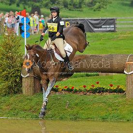 ALTER EGO and Kate Walls, Bramham Horse Trials, 2010