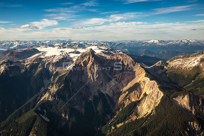 Brandywine Mountain British Columbia Coastal Mountains.