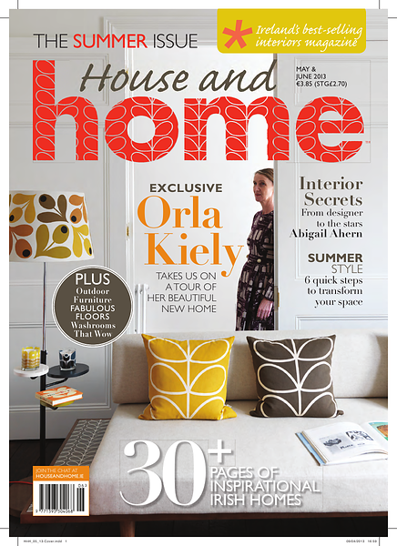 House and Home May 2013
