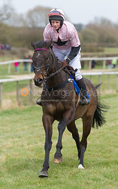 Race 3, The Ladies Open Race - The Quorn at Garthorpe 21st April 2013.