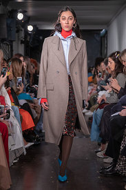 London Fashion Week Autumn Winter 2019  - Eudon Choi