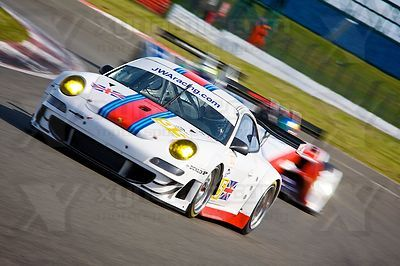 95 JAMES WATT AUTOMOTIVE GBR D Porsche 997 GT3 RSR Markus Palttala (FIN) Paul Daniels (GBR) Martin Rich (GBR)