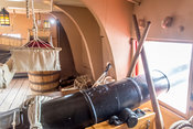 Sleeping Quarters, HMS Victory- Portsmouth, England