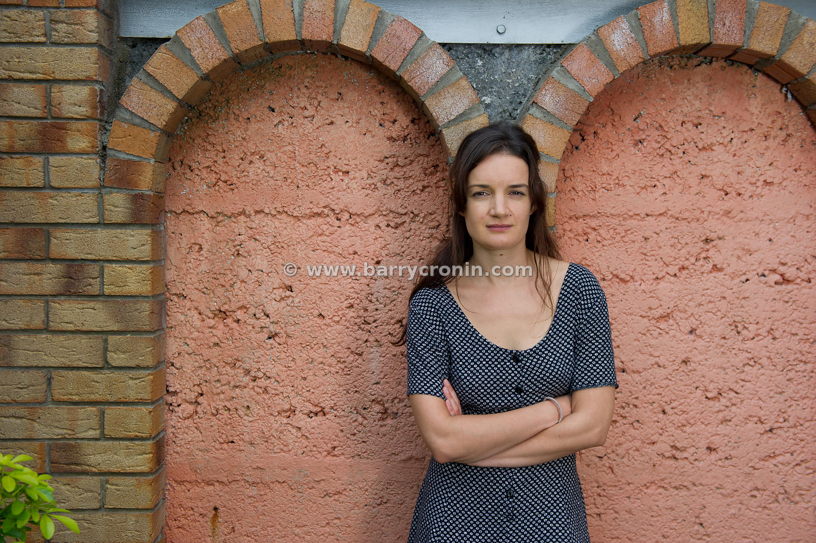 13th September, 2014.Irish actress Aoife Duffin, currently starring in the stage adaption of Eimear McBride's A Girl is a Hal...