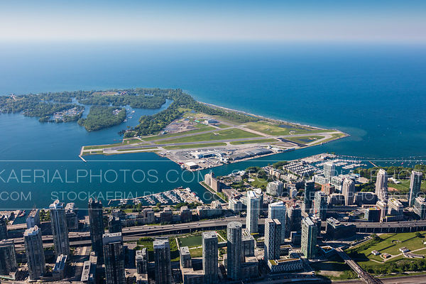 Billy Bishop Airport (Toronto Island Airport)