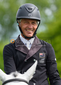 Andrew Nicholson, Fairfax & Favor Rockingham Horse Trials 2018