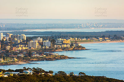 Cronulla from Bundeena