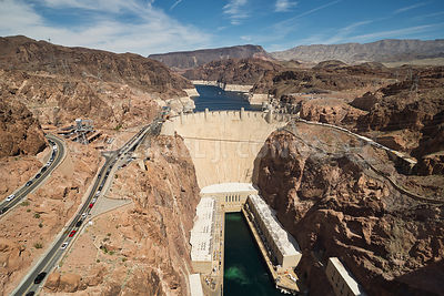 Hoover Dam- Boulder City, Nevada