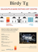 Birdy Tg in EXHIBITION:  MARK ROTHKO MUSEUM - DAUGAVPILS - LATVIA