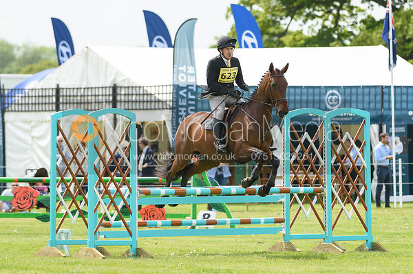 Matthew Jacques and TREHUDRETH, Fairfax & Favor Rockingham Horse Trials 2018