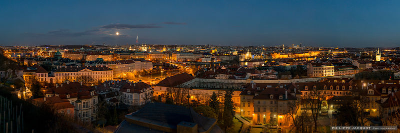 Rise of the Full Moon - Prague