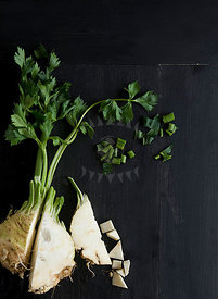 Turnip-rooted Celery