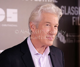 Richard Gere attends the UK Premiere of his new movie, Time Out of Mind, Sunday 28th February 2016