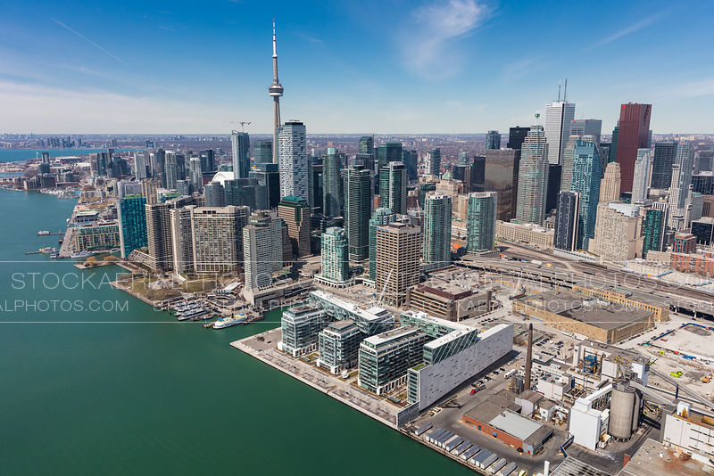 Toronto Downtown Waterfront