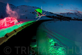the story behind the photo Flo Bastien 360 over par-avalanche