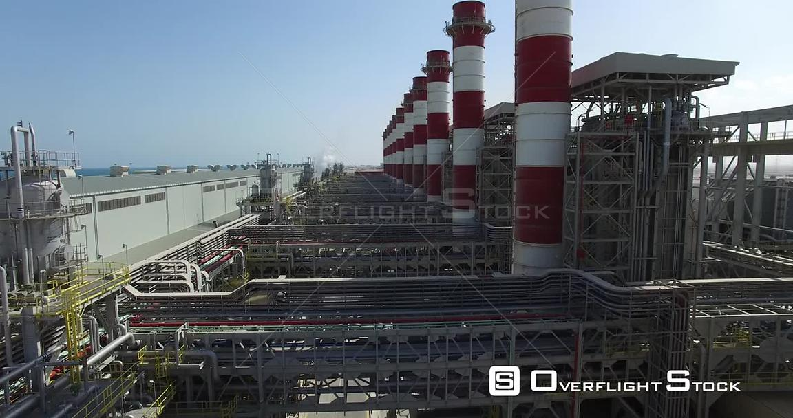 OverflightStock | Qurayyah Gas Fired Combined Cycle Power