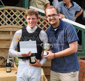 Philip Armson - Garthorpe Points Presentations - The Meynell & South Staffs at Garthorpe