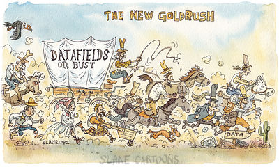 The New Goldrush