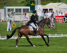 Harry Meade and Wild Lone - Dressage