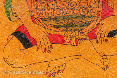 Tibet Medical Thangka 2007