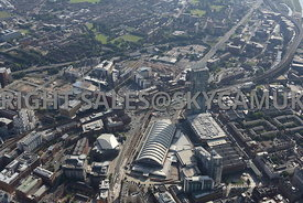 Manchester Southern Gateway The Manchester Central Convention Complex and First Street Developments and HOME the new Arts and...