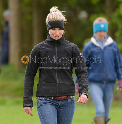 Pippie Polson - Brigstock International Horse Trials, Rockingham Castle 2014