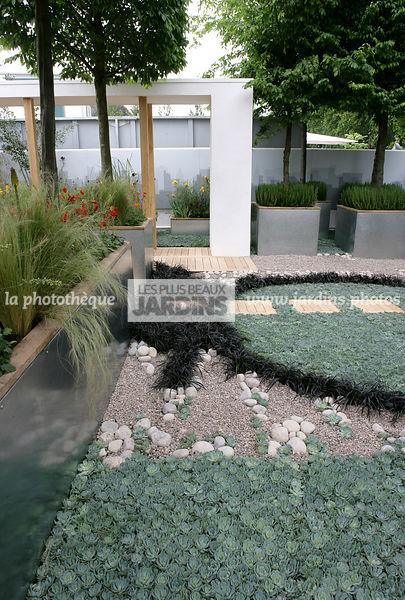 la photothèque | LES PLUS BEAUX JARDINS | Jardin sec, Style ...