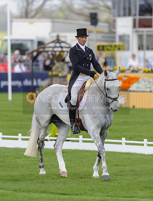 - Dressage - Mitsubishi Motors Badminton Horse Trials 2013.