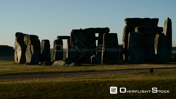Sunrise at Stonehenge UK