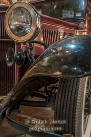 Antique Car, Austin, Texas, USA