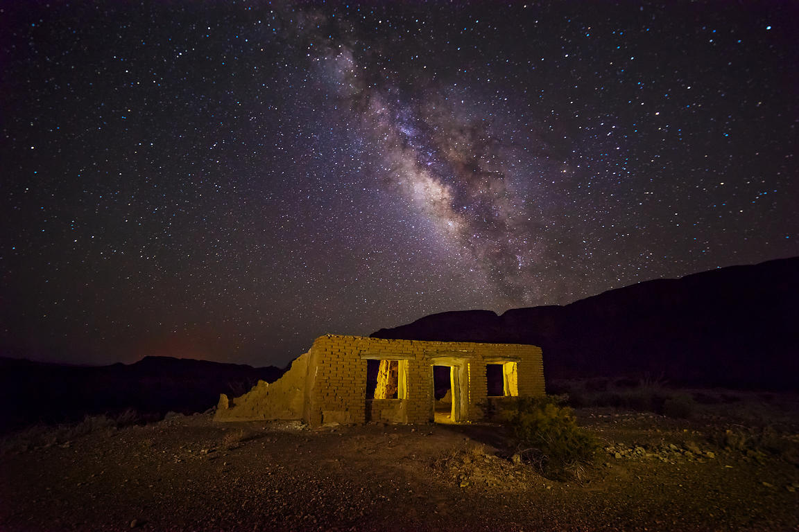 Dorgan House at Big Bend